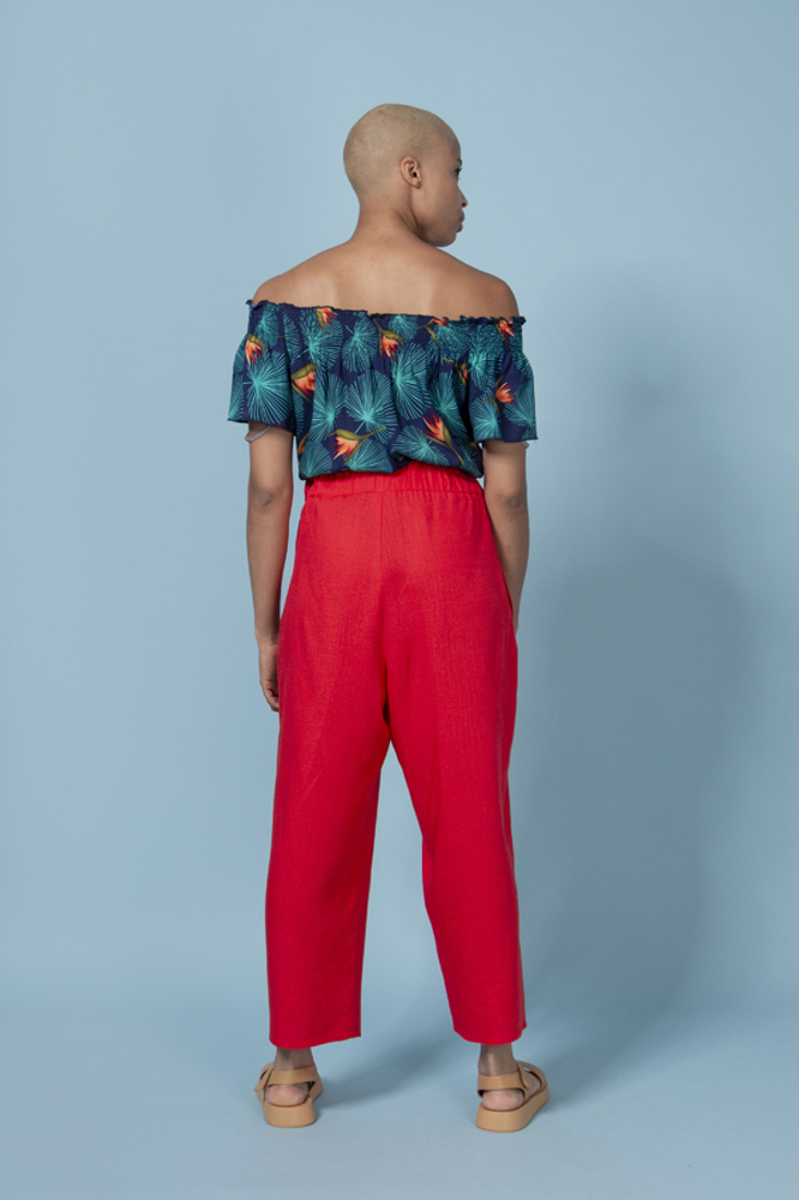 Picture of LINEN TROUSERS