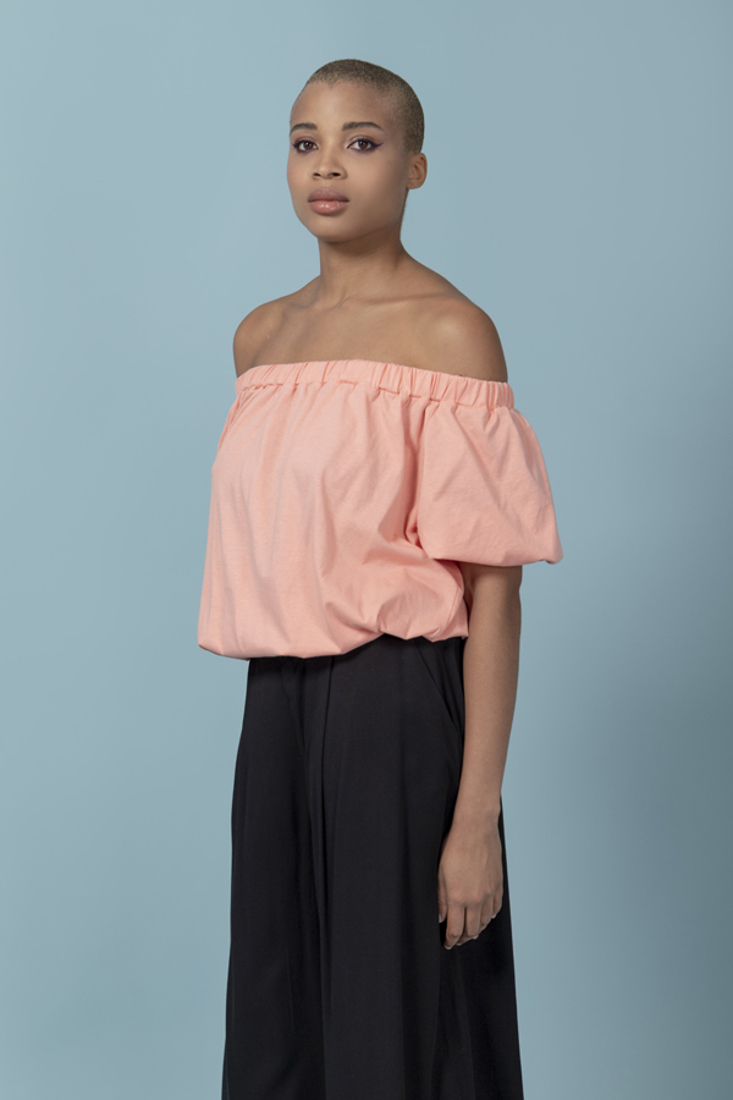 Picture of OFF SHOULDER TOP