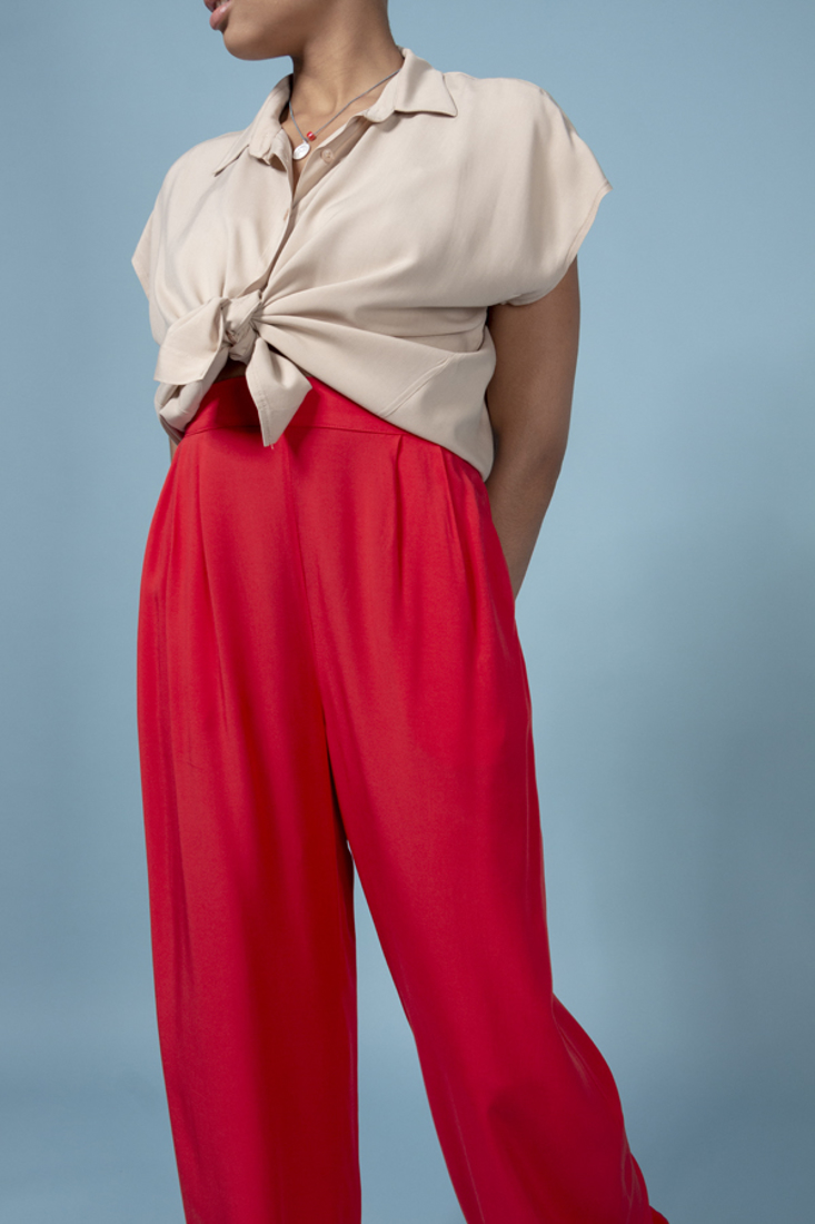 Picture of WIDE LEG PANTS