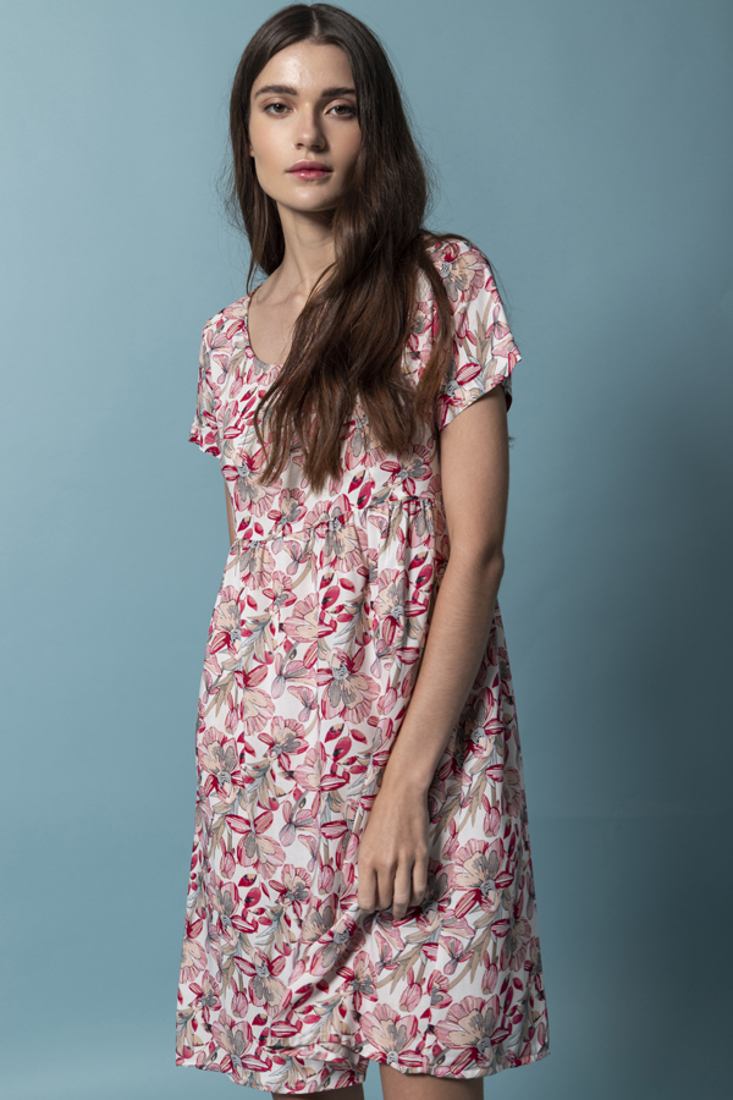 Picture of FLORAL PRINT DRESS