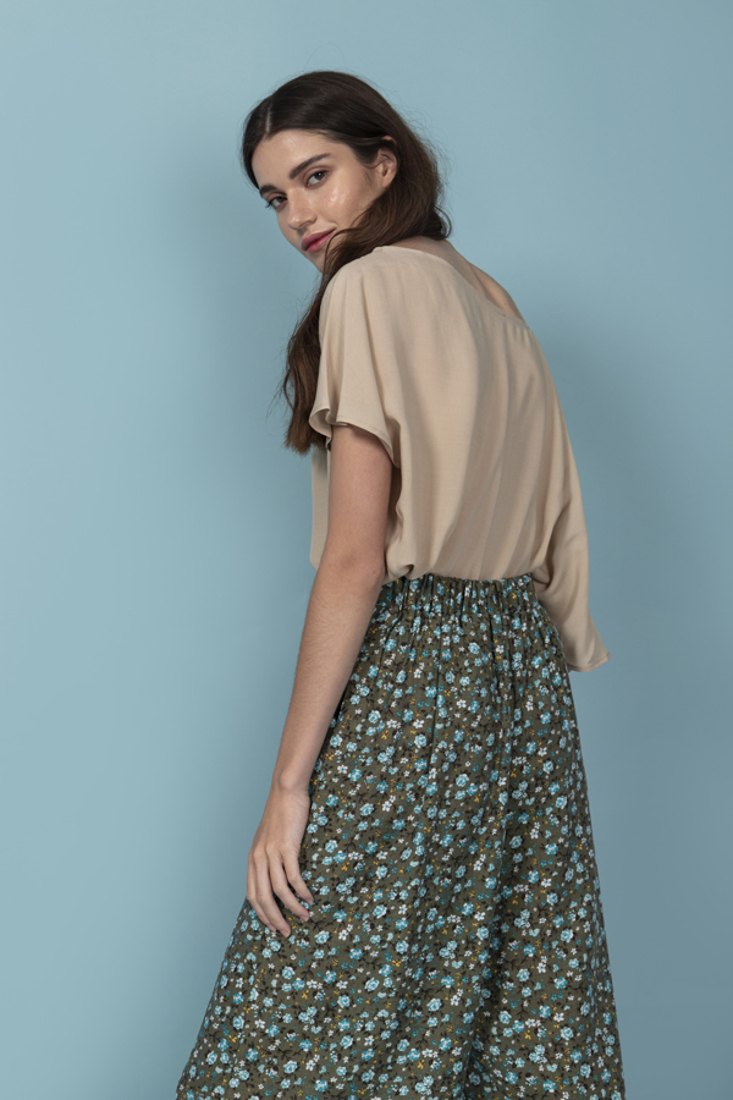 Picture of OVERSIZED BLOUSE