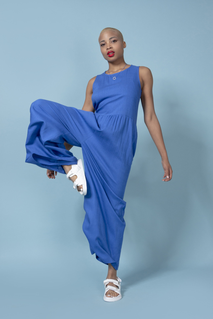 Picture of LOOSE FIT JUMPSUIT