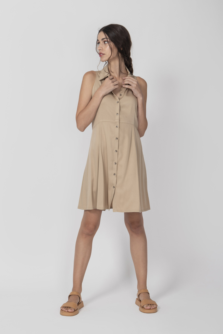 Picture of SHORT SHIRT DRESS