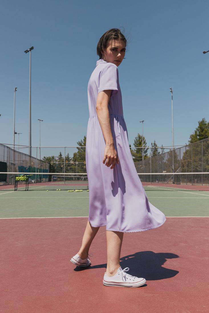 Picture of MIDI SHIRT DRESS (2)