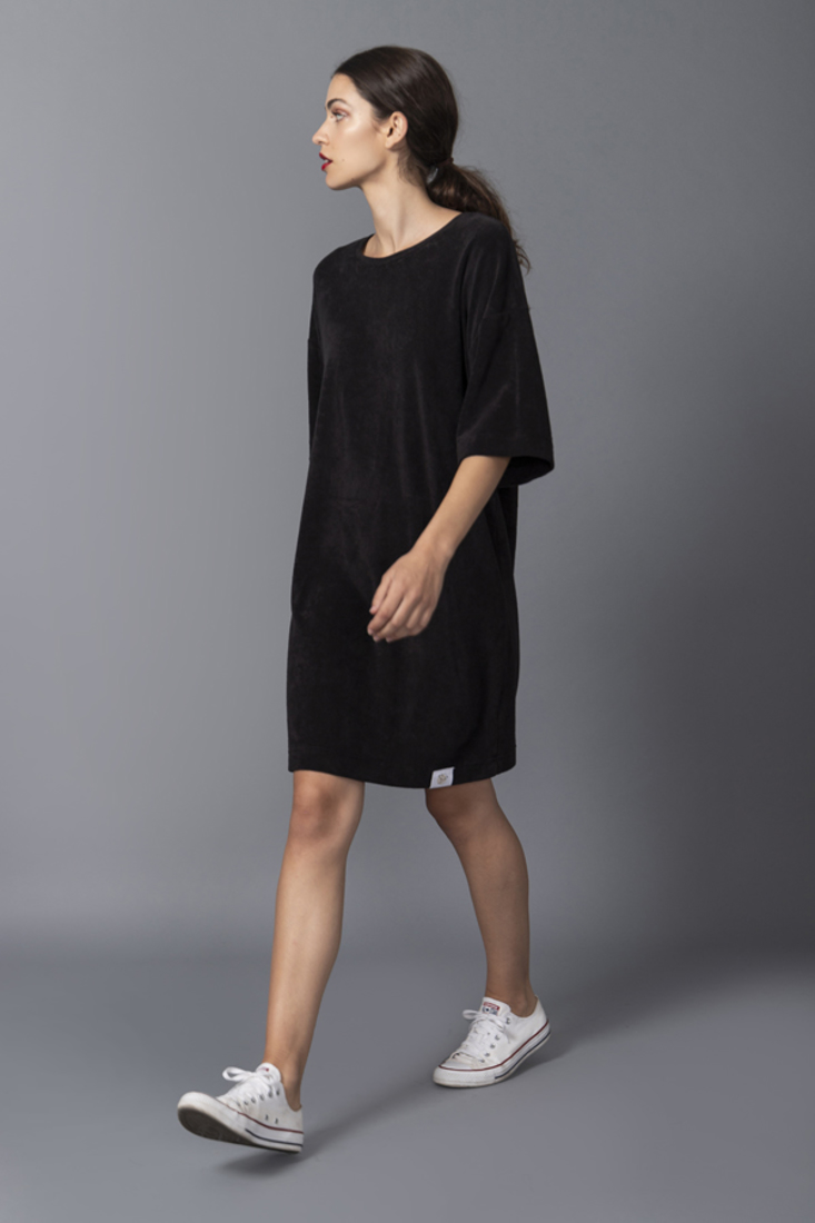 Picture of OVERSIZED SHORT DRESS (2)
