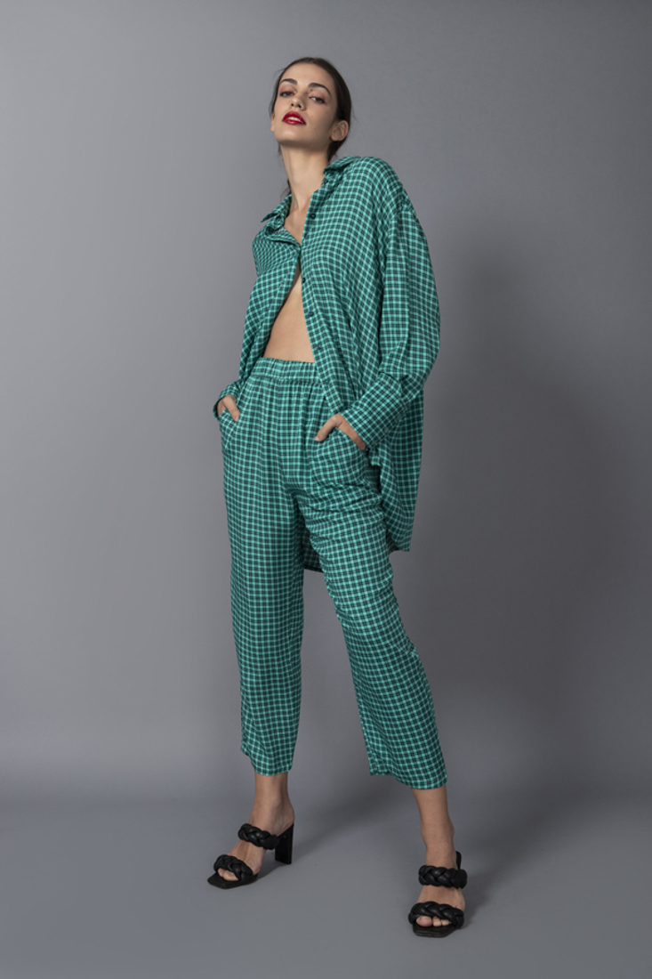 Picture of CHECKED PANTS