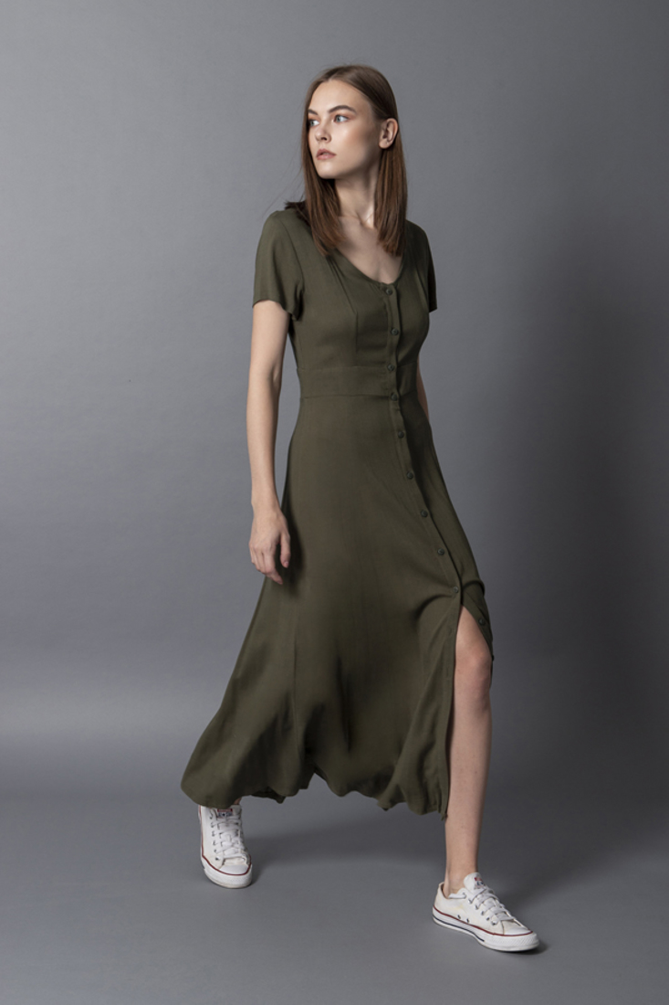 Picture of LONG SHIRT DRESS