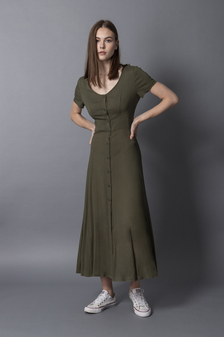 Picture of LONG SHIRT DRESS (2)