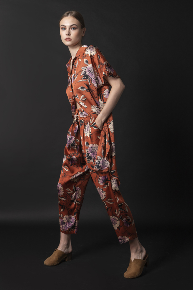 Picture of PRINTED TROUSERS