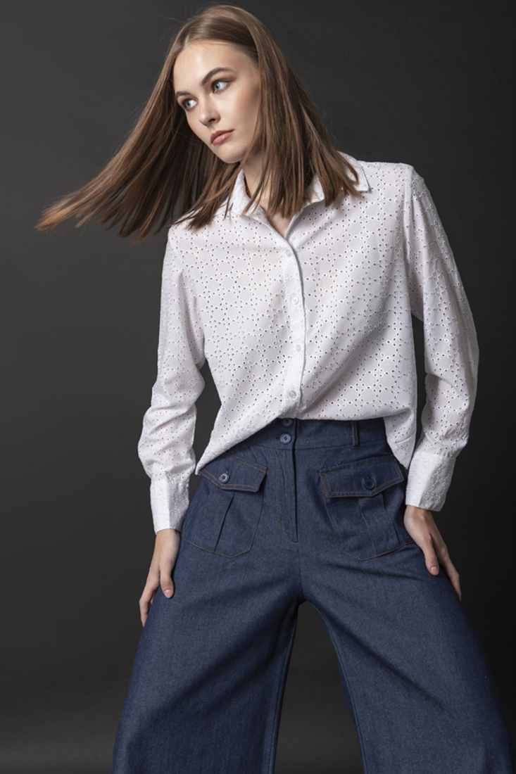 Picture of BRODERIE SHIRT