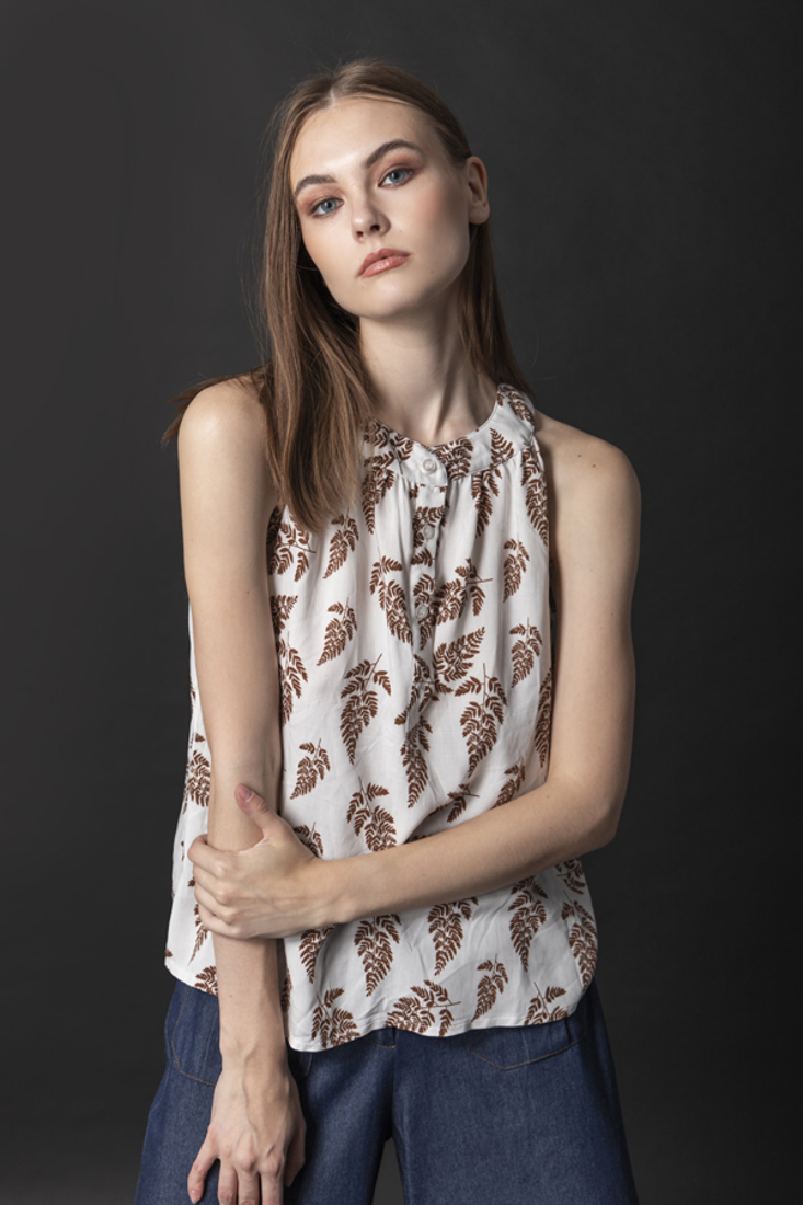 Picture of PRINTED TOP