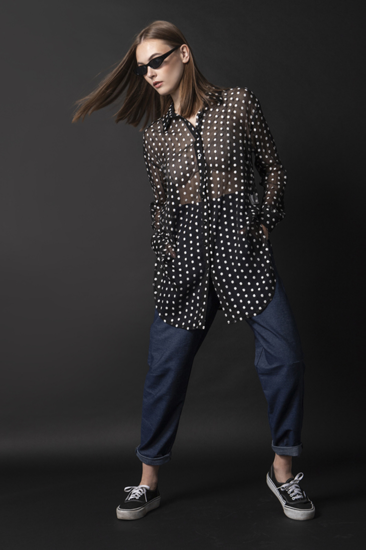 Picture of POLKA DOT SHIRT (2)