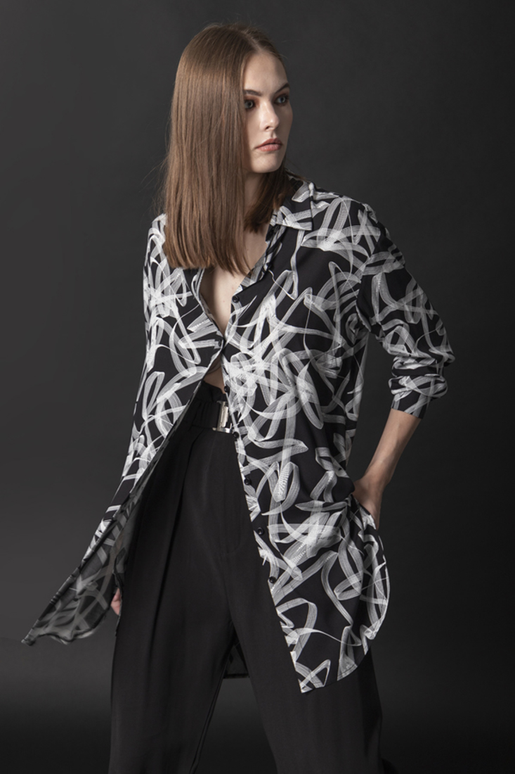 Picture of OVERSIZED PRINTED SHIRT (2)