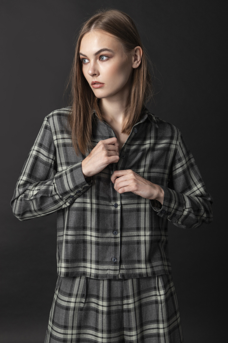 Picture of PLAID SHIRT