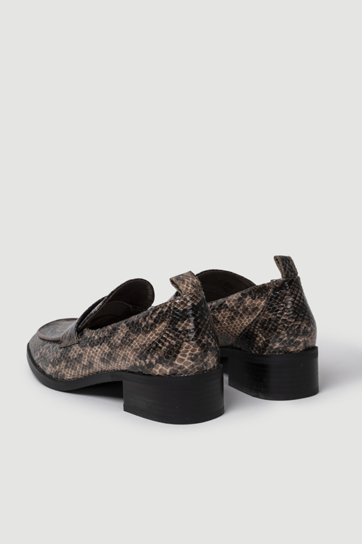 Picture of ANIMAL PRINT LOAFERS