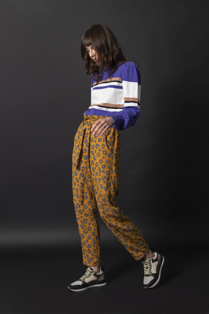Picture of ANIMAL PRINT PANTS