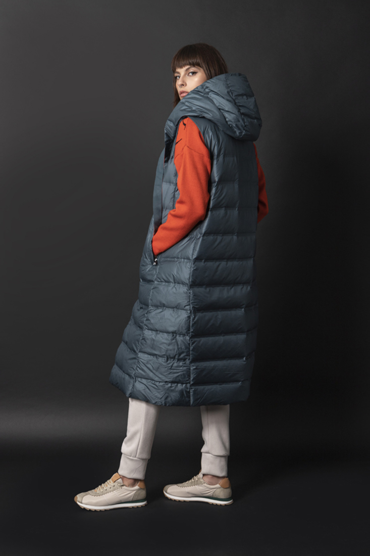 Picture of SLEEVELESS PUFFER JACKET