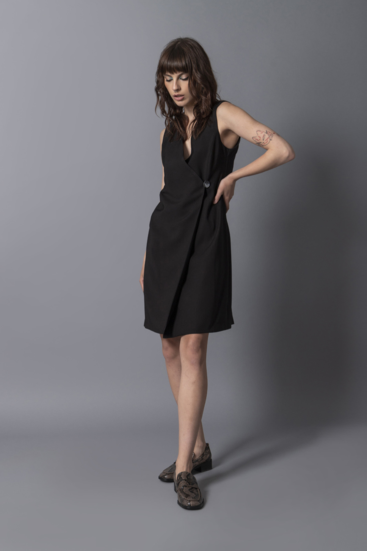 Picture of MINI WRAP DRESS (2)