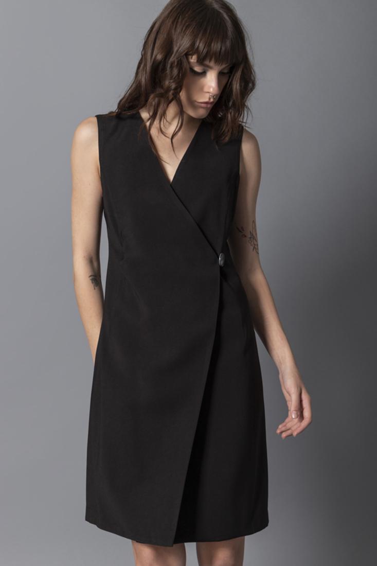 Picture of MINI WRAP DRESS