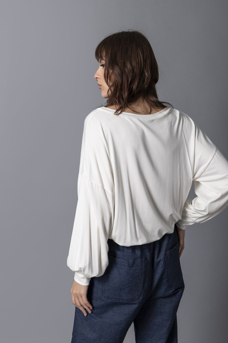 Picture of PUFF SLEEVE TOP