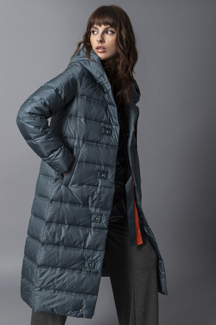 Picture of LONG PUFFER JACKET (2)