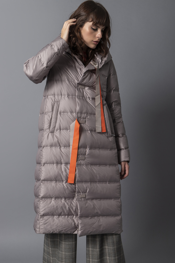 Picture of LONG PUFFER JACKET