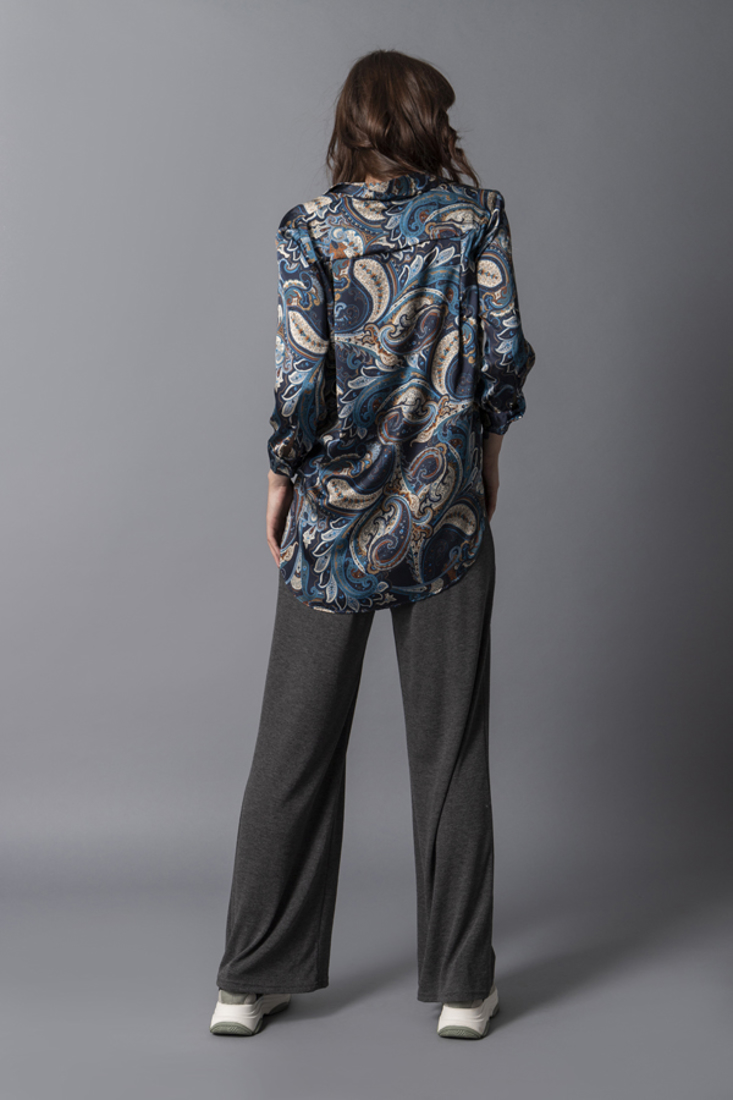 Picture of SATIN PRINTED SHIRT