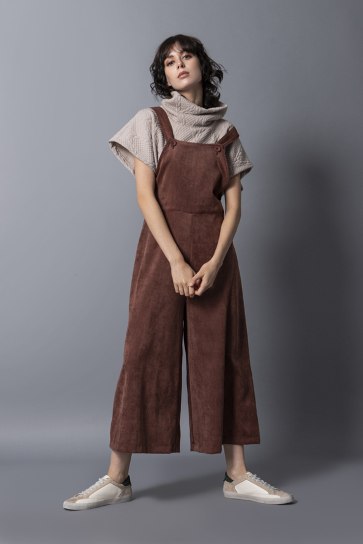 Picture of CORDUROY DUNGAREES