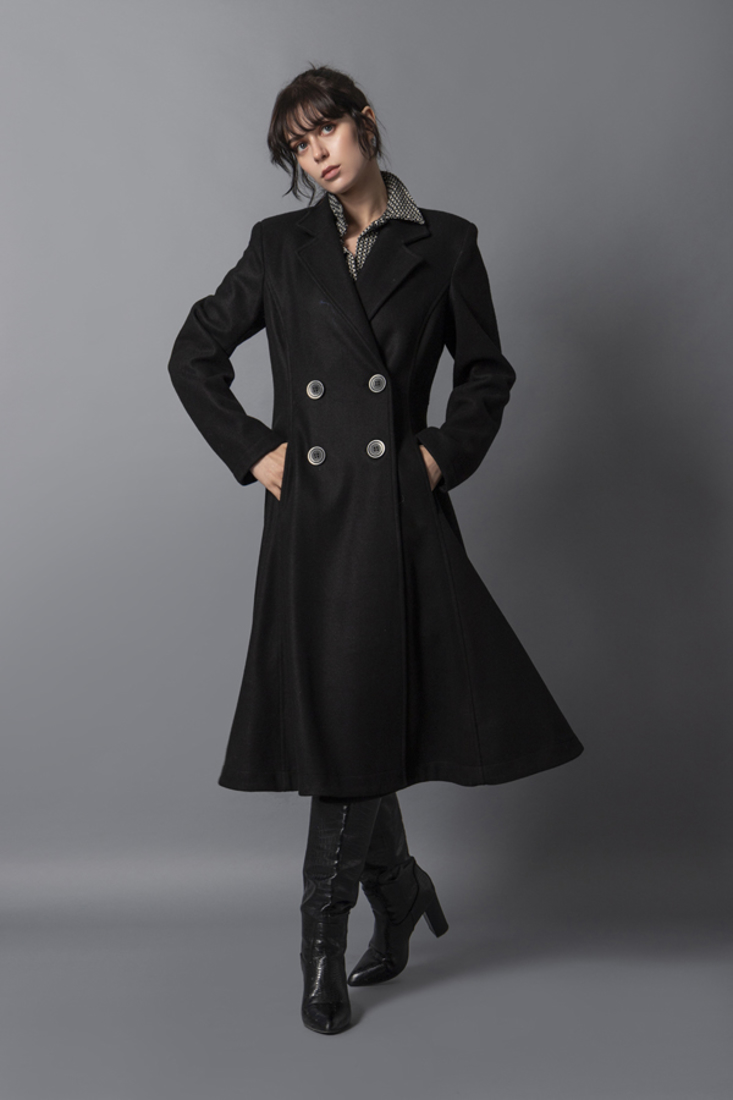 Picture of DOUBLE-BREASTED COAT