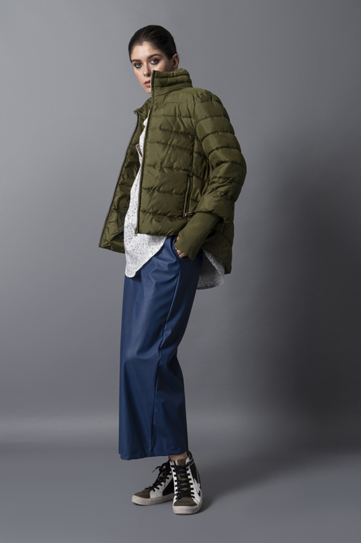 Picture of SHORT PUFFER JACKET