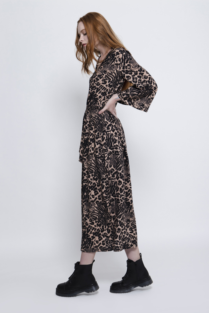Picture of ANIMAL PRINT DRESS
