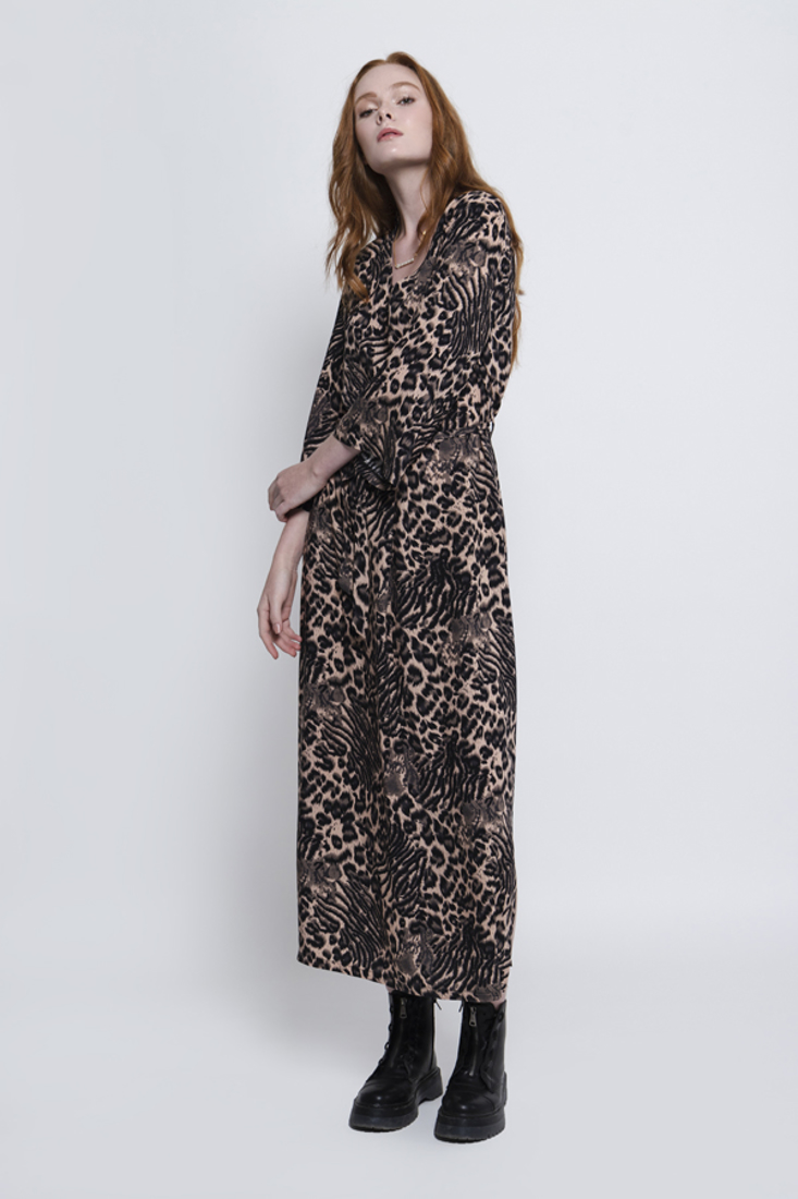 Picture of ANIMAL PRINT DRESS (2)
