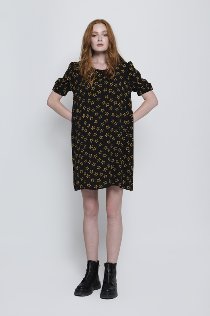 Picture of A-LINE SHORT DRESS
