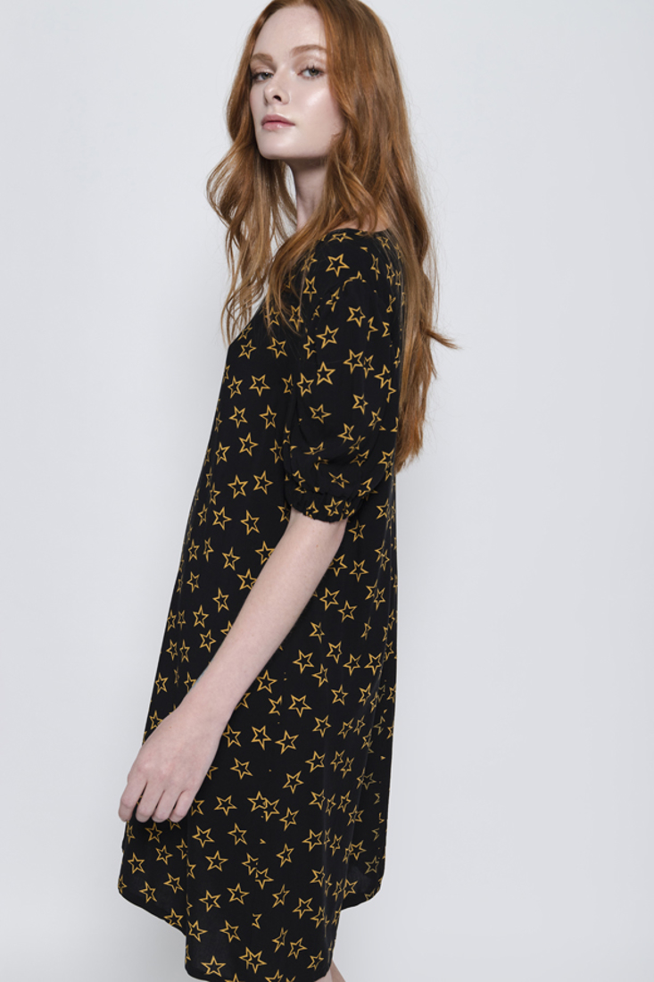 Picture of A-LINE SHORT DRESS (2)