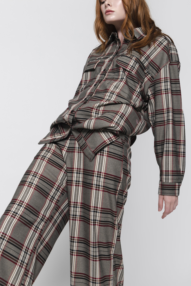 Picture of PLAID CULLOTTES (2)