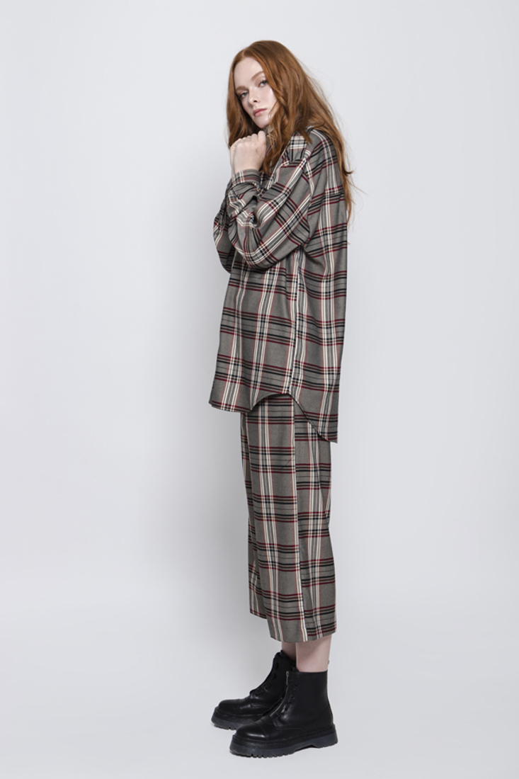Picture of PLAID CULLOTTES