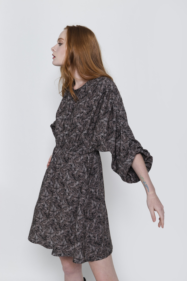 Picture of PRINTED DRESS