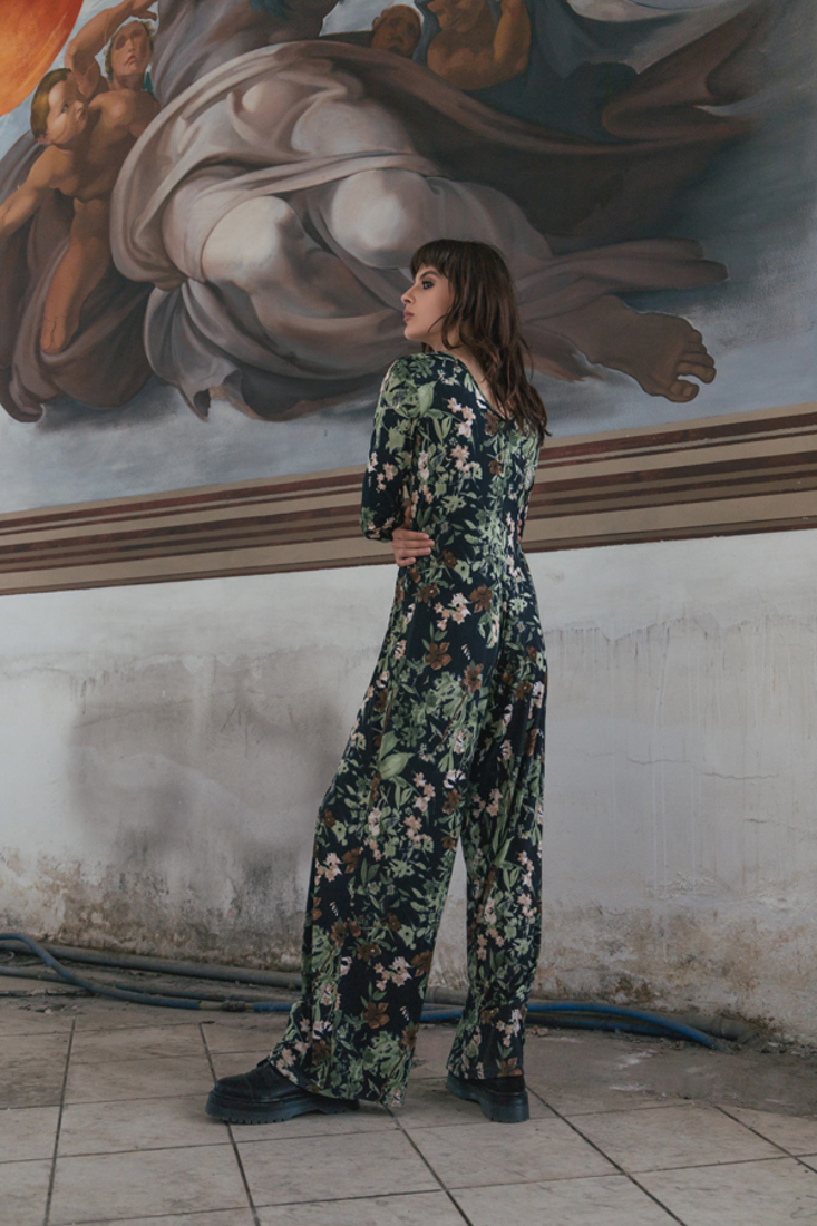 Picture of PRINTED JUMPSUIT