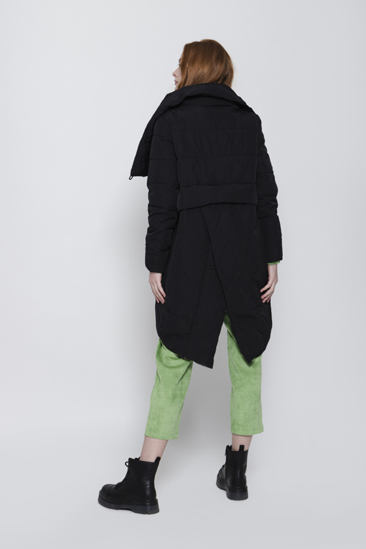Picture of ASYMMETRIC PUFFER JACKET