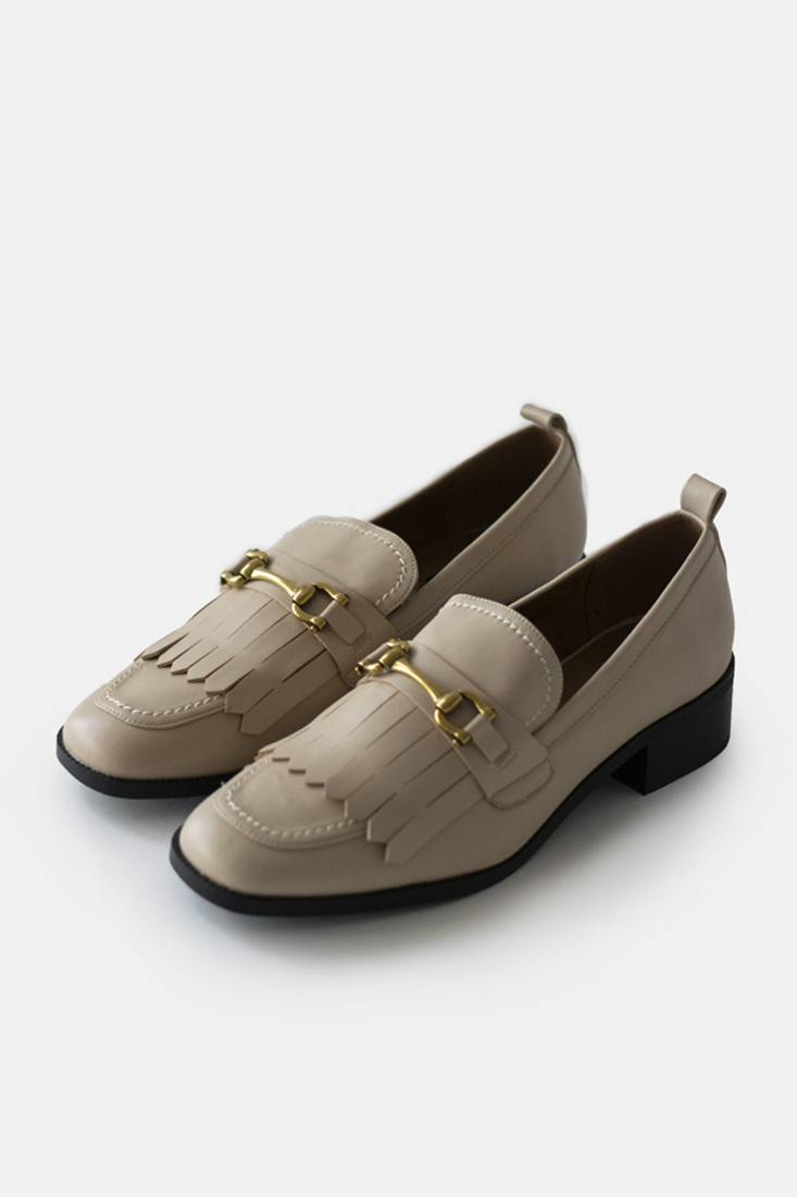 Picture of FRINGED LOAFERS