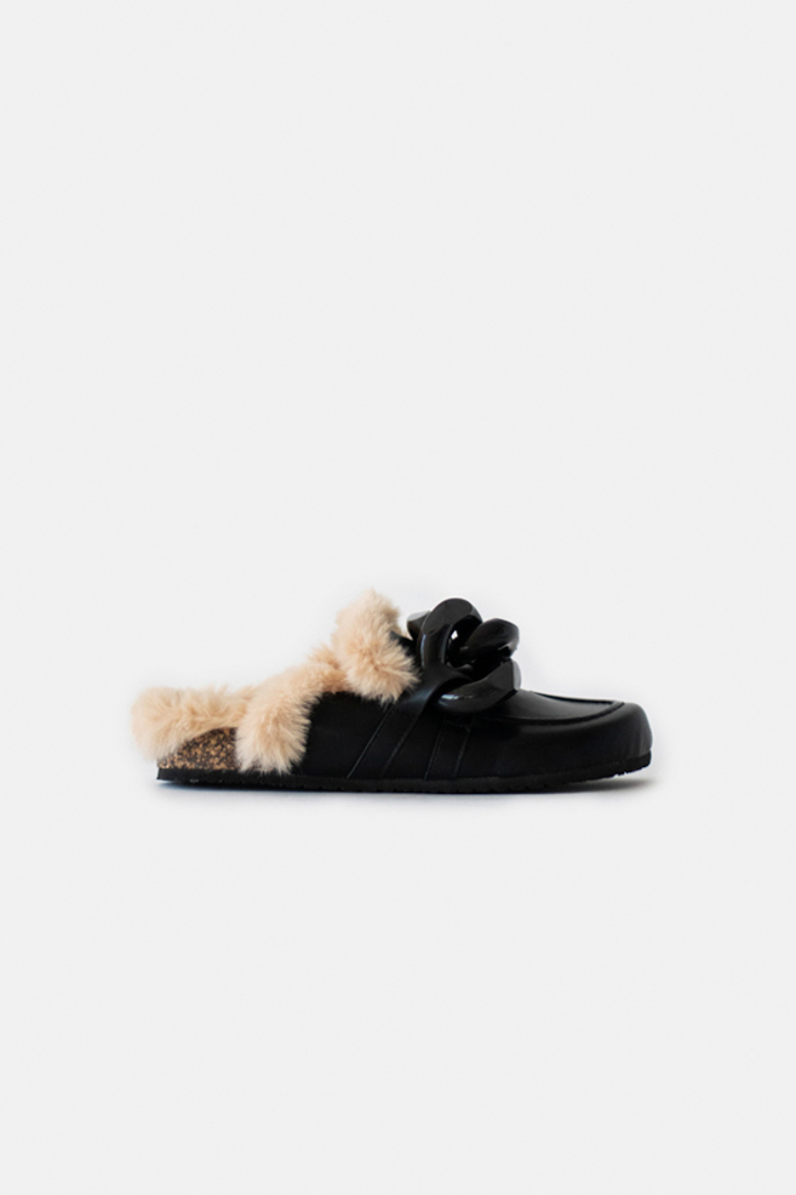 Picture of CLOGS WITH FAUX FUR (2)