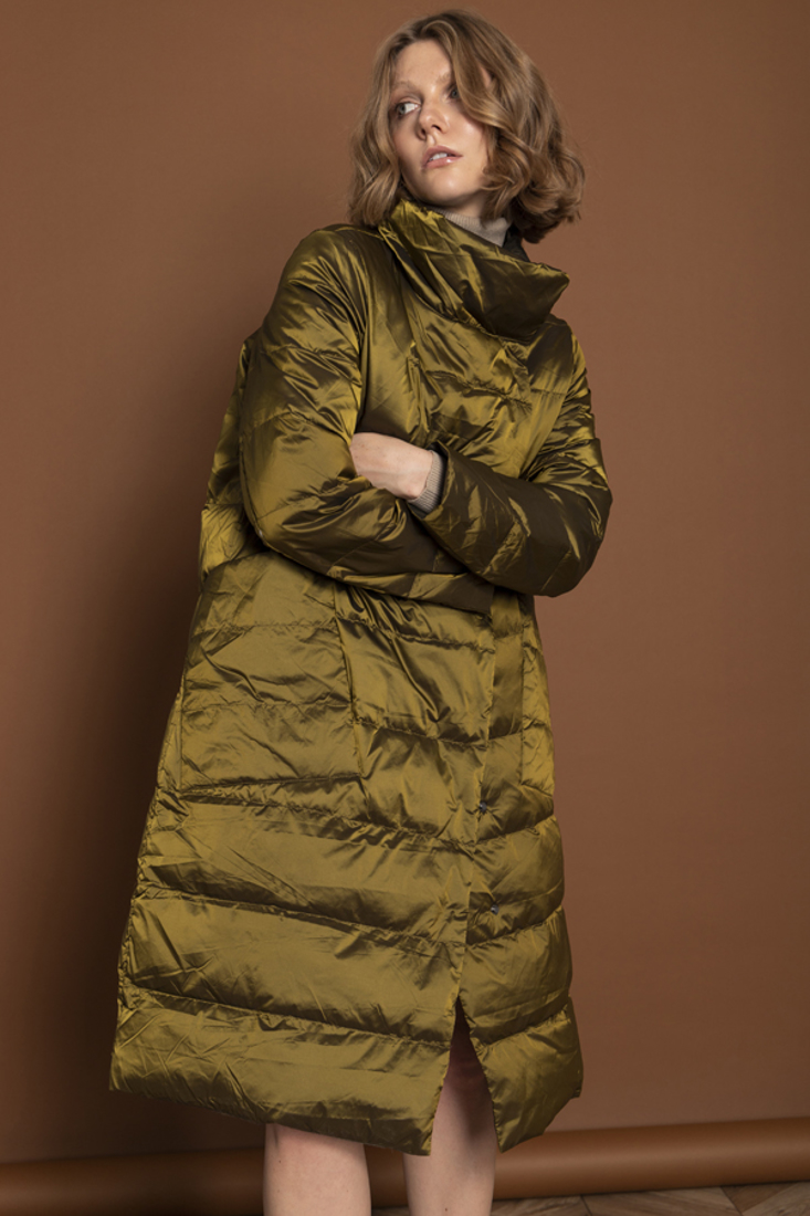 Picture of DOUBLE FACED PUFFER JACKET (2)