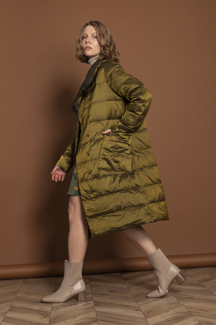 Picture of DOUBLE FACED PUFFER JACKET