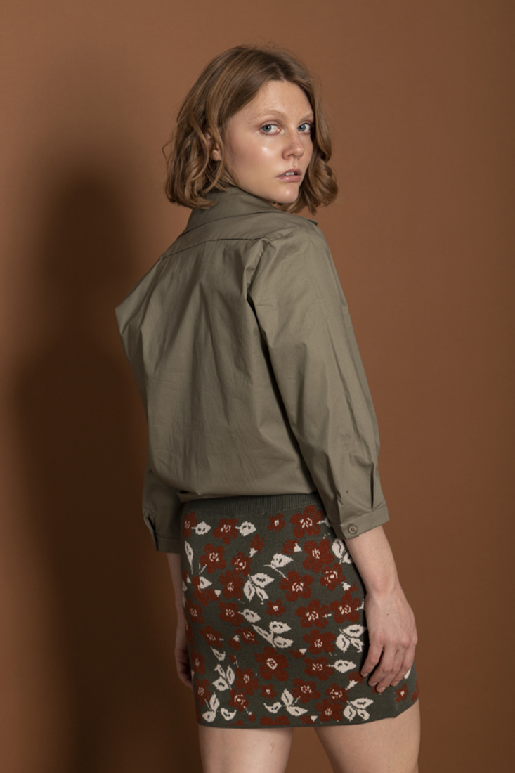Picture of ASYMMETRIC SHIRT (2)