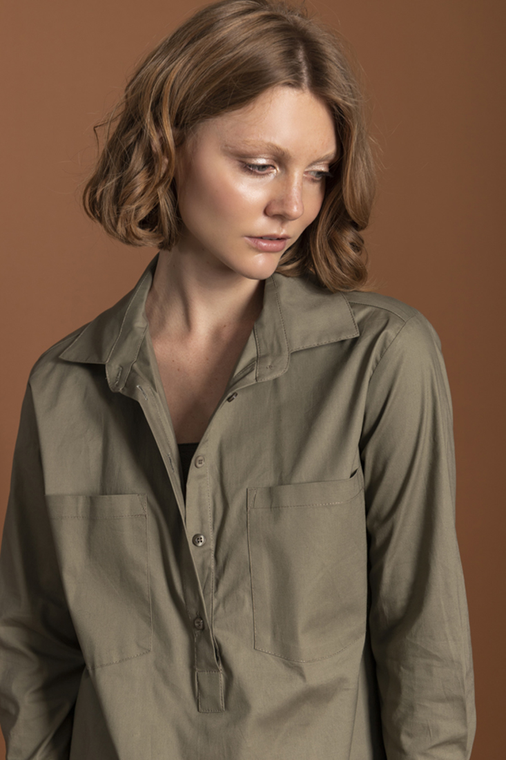 Picture of ASYMMETRIC SHIRT