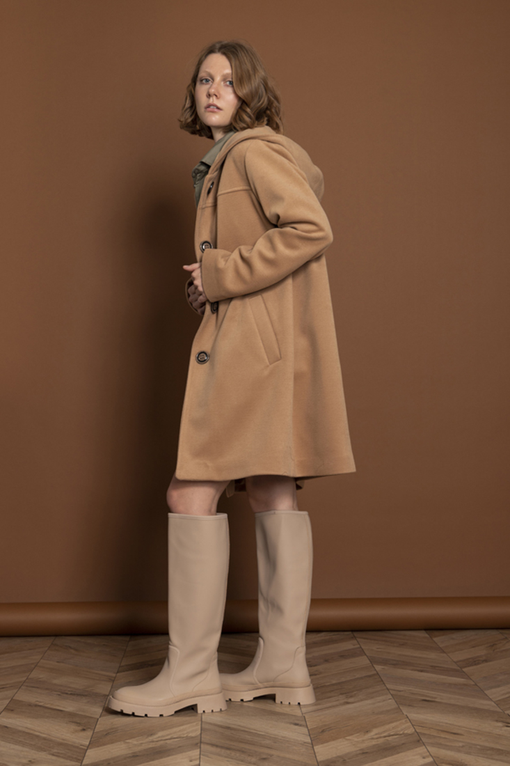 Picture of HOODED COAT
