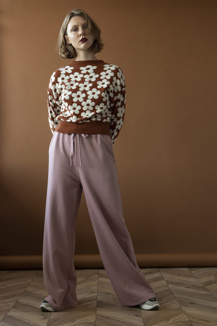 Picture of PLUSH TROUSERS (2)
