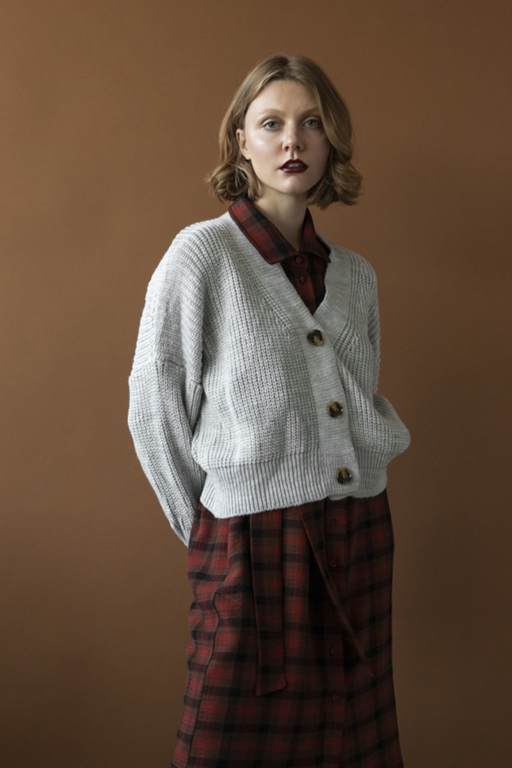 Picture of KNIT CARDIGAN (2)