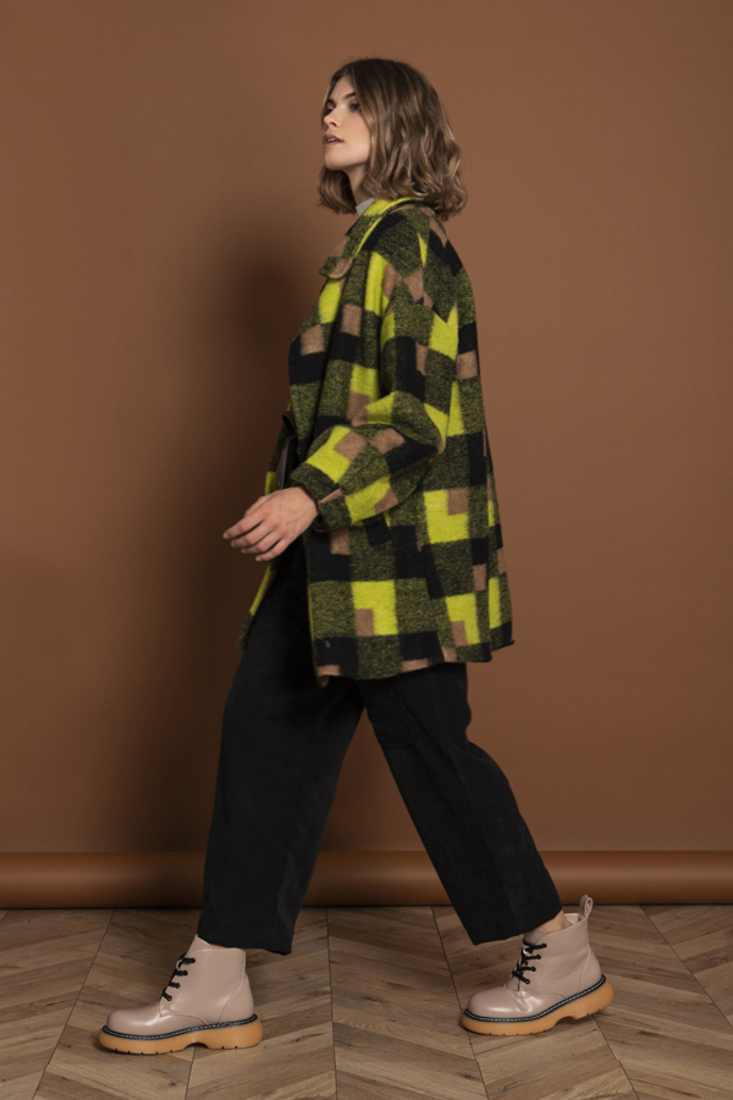 Picture of PLAID JACKET (2)